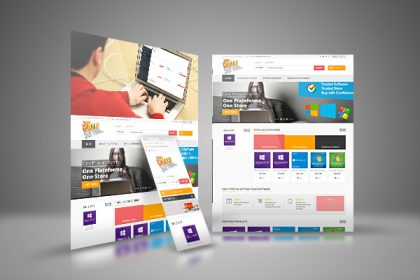 Création Site Prestashop Big Deals Software